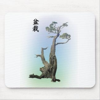 Bonsai 04 mouse pad