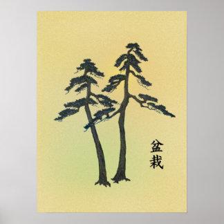 Bonsai 06 poster
