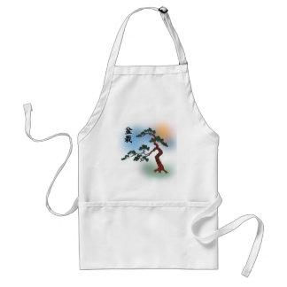 Bonsai 07 adult apron
