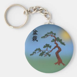 Bonsai 07 keychain