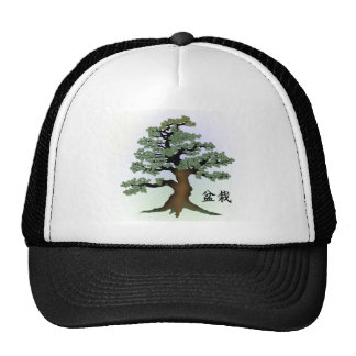 Bonsai 08 trucker hat