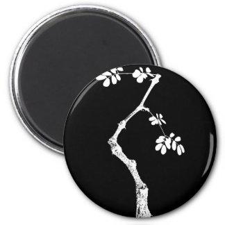 Bonsai 2 Inch Round Magnet