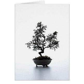 Bonsai Card