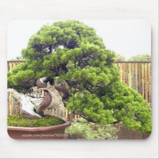 Bonsai/Chinese Potted Landscape Mouse Pad