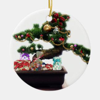 Bonsai Christmas Tree Christmas Ornament