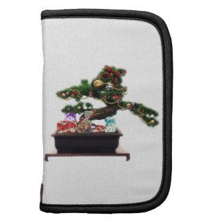 Bonsai Christmas Tree Folio Planner