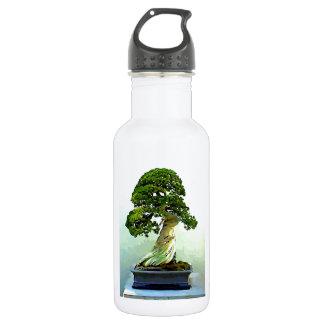 Bonsai Cypress Tree Stainless Steel Water Bottle