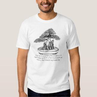 Bonsai Def. T Shirt