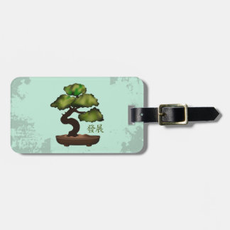 "Bonsai ""Growth"" Bag Tag"