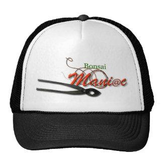 Bonsai Maniac Cap Trucker Hat
