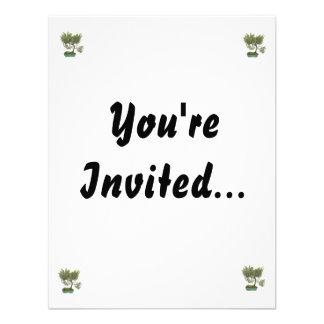 Bonsai Photo 5 Invitation