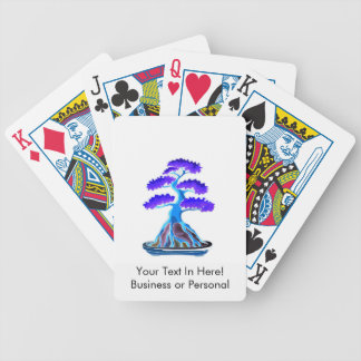 bonsai tree blue root over rock graphic.png bicycle playing cards