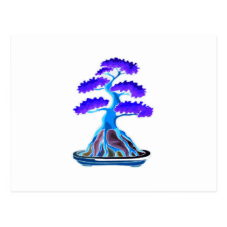 bonsai tree blue root over rock graphic.png postcard