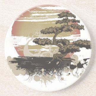 Bonsai Tree Coasters