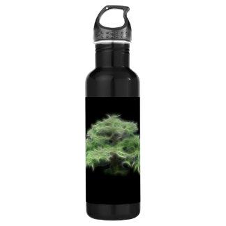 Bonsai Tree Green Plant 24oz Water Bottle