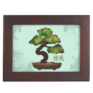 "Bonsai tree ""Growth""  Memory Box"