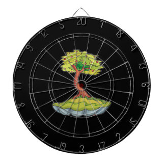 bonsai tree informal upright in scallop pot.png dartboard with darts