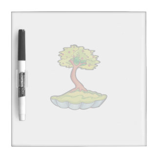bonsai tree informal upright in scallop pot.png Dry-Erase board