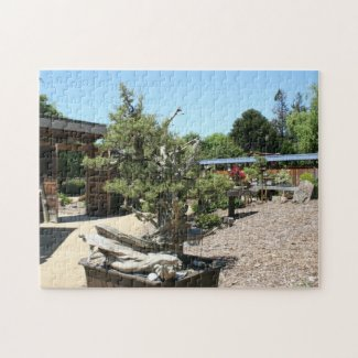 Bonsai Tree Jigsaw Puzzle