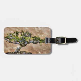 Bonsai Tree Luggage Tag