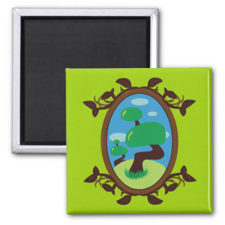 Bonsai Tree Magnet