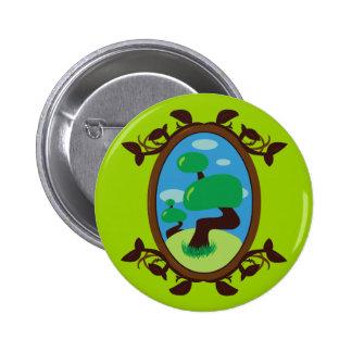 Bonsai Tree Pin