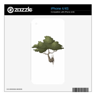 Bonsai Tree Skins For The iPhone 4
