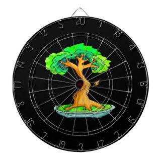 bonsai tree with shari graphic.png dartboard with darts