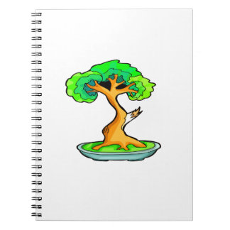 bonsai tree with shari graphic.png notebook