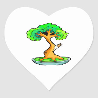bonsai tree with shari graphic png heart stickers