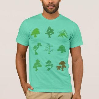 Bonsai Trees T-Shirt