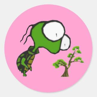 Bonsai Turtle Stickers