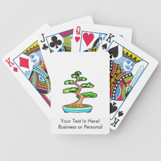 bonsai upright tree graphic green.png bicycle playing cards
