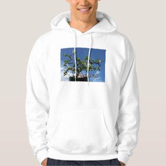 Bonsai w text photograph portulacaria afra tree 1. hoodie