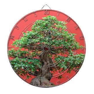 Bonsais del Ficus Tablero De Dardos