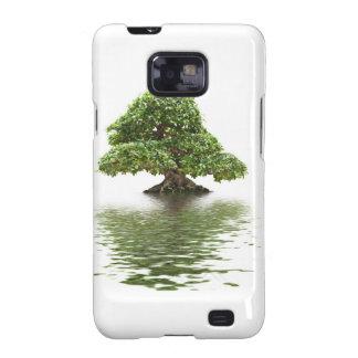 Bonsais del Ficus Samsung Galaxy SII Carcasa