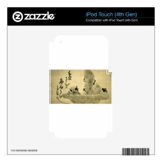 Bonseki by Hakuin Ekaku Skins For iPod Touch 4G