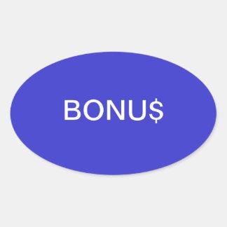 BONU$ stickers