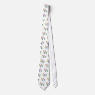 Bonucing bunnies.jpg neck tie