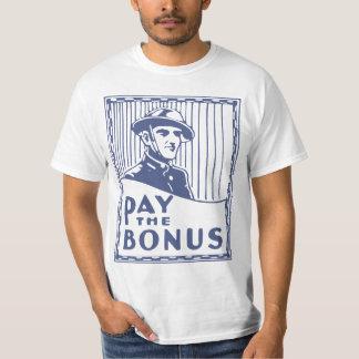 Bonus Army T Shirt