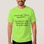 Bonus Dad Points T-Shirt