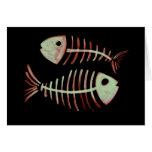 BONY FISH CARD