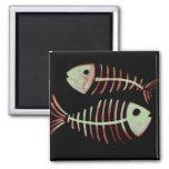 BONY FISH MAGNET