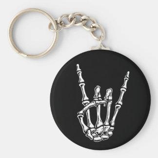 Bony Rock Hand Keychain