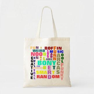 BONY thats meh Tote Bag