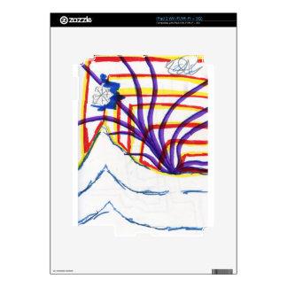 BonZai Chaosium iPad 2 Calcomanías