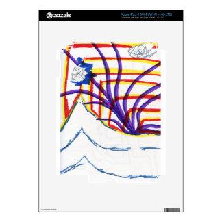 BonZai Chaosium iPad 3 Skin