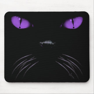Boo - Amethyst Mousepad