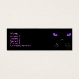 Boo - Amethyst Profile Card