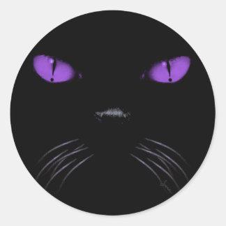 Boo -  Amethyst Sticker